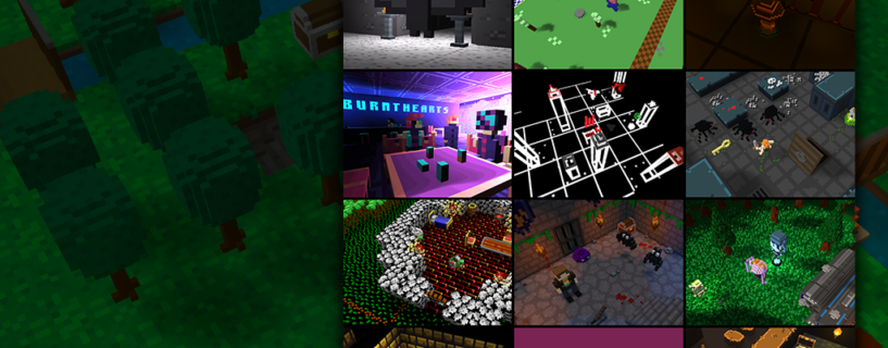 RPG in a Box | Easily create 3D grid-based, voxel-style RPGs